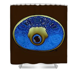 Eye Pod Shower Curtain