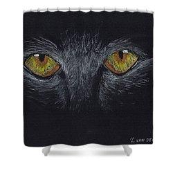 Eyes Shower Curtain