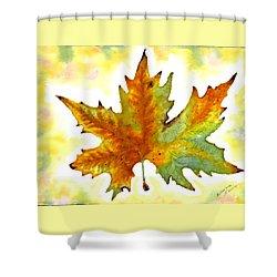 Fabulous Autumn Shower Curtain