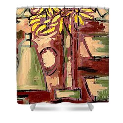 Faded 2 Shower Curtain by Patrick J Murphy