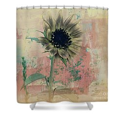 Faded Love Shower Curtain by Janice Westerberg