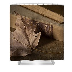 Fading Shower Curtain by Amy Weiss