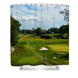 Fairways Greens Shower Curtain