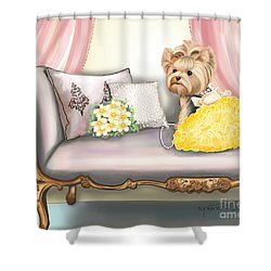 Fairytale  Shower Curtain by Catia Cho
