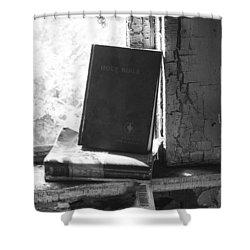 Faith In Sight  Shower Curtain by Jerry Cordeiro