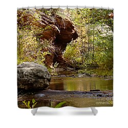 Fall Colors 6472-02 Shower Curtain by En-Chuen Soo