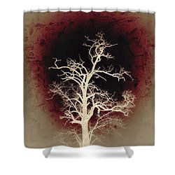 Falling Deeper... Shower Curtain by Marianna Mills