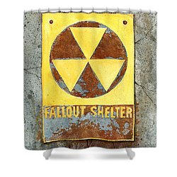 Fallout Shelter #2 Shower Curtain