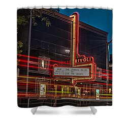 Famous Rivoli Shower Curtain