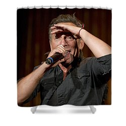 Fan Scan Shower Curtain