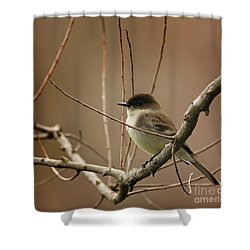 Fantastic Phoebe Shower Curtain