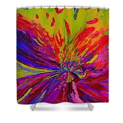 Fantasy Shower Curtain by Loredana Messina