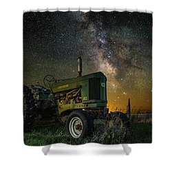 Farming The Rift 3 Shower Curtain