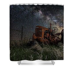 Farming The Rift Shower Curtain