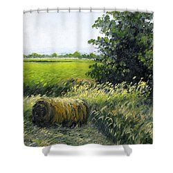 Farmland Shower Curtain