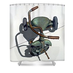 Favorite Ride Shower Curtain