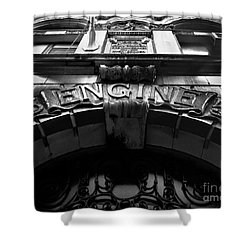 Fdny - Engine 55 Shower Curtain