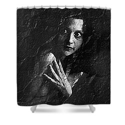 Fear Shower Curtain