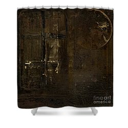 Feeling Invisible Shower Curtain