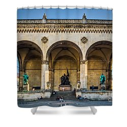 Feldherrnhalle Shower Curtain