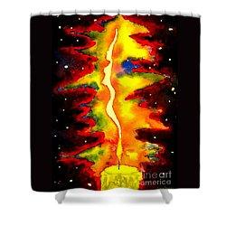 Feminine Spirit Shower Curtain