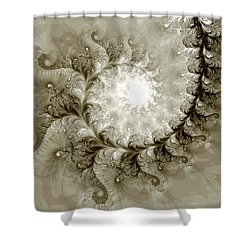 Fern Shower Curtain by Kevin Trow