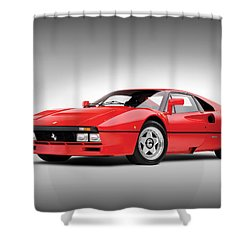 Ferrari 288 Gto Shower Curtain