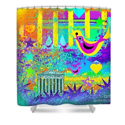 Festivale Shower Curtain