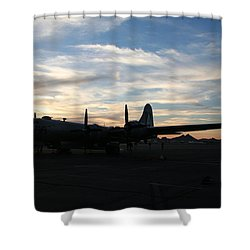 Shower Curtain featuring the photograph Fi-fi by David S Reynolds