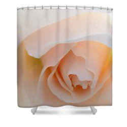 Finding Inner Peace Shower Curtain by Steve Taylor
