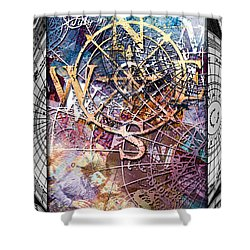 Finding The Way Home Shower Curtain