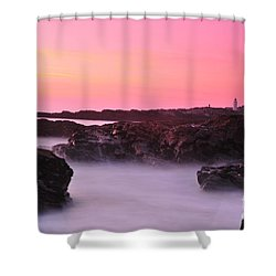 Fine Art Water 11 Shower Curtain