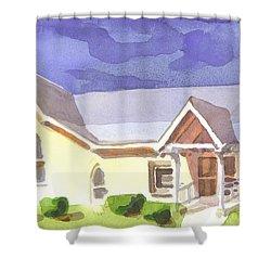 First Presbyterian Church II Ironton Missouri Shower Curtain