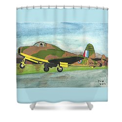 Firstflight Shower Curtain