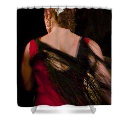 Flamenco Series 6 Shower Curtain