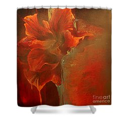 Flava Shower Curtain