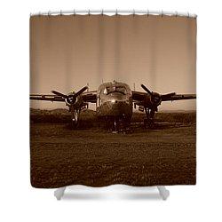 Flight Of The Phoenix Shower Curtain