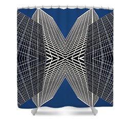 Grace No. 1 Shower Curtain
