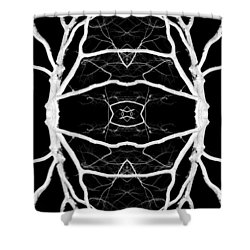 Tree No. 8 Shower Curtain