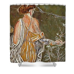 Flora - Study No. 1 Shower Curtain