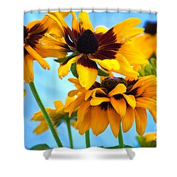 Floral 1 Shower Curtain