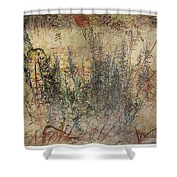 Floral Musings Shower Curtain