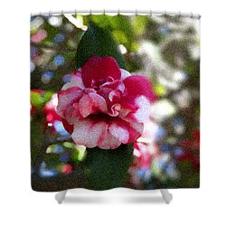 Shower Curtain featuring the photograph Flower by Bill Howard