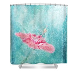 Flower Dancer Shower Curtain