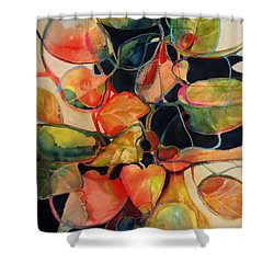Flower Vase No. 5 Shower Curtain