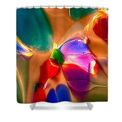 Flowers In The Attic Shower Curtain by Omaste Witkowski