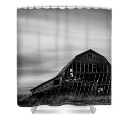 Fogotten Shower Curtain