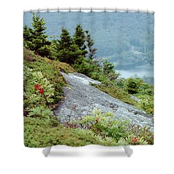 Foilage Shower Curtain