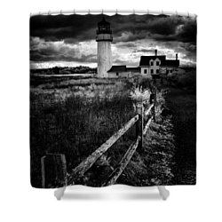 Shower Curtain featuring the photograph Follow Me by Robert McCubbin