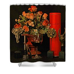 For A Special Occasion Shower Curtain by John Stuart Webbstock